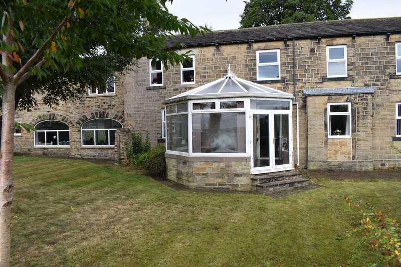 5 Bedrooms Detached House for sale in Heybeck Lane, Dewsbury
