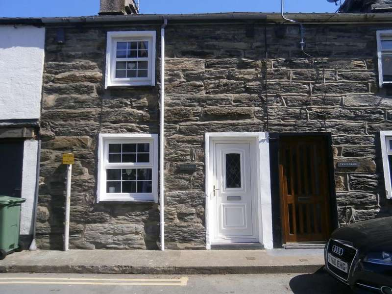 3 Bedrooms House for sale in High Street, Talsarnau