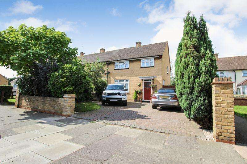 3 Bedrooms End Of Terrace House for sale in Three Bedroom End of Terrace House in Daiglen Drive, South Ockendon, Essex