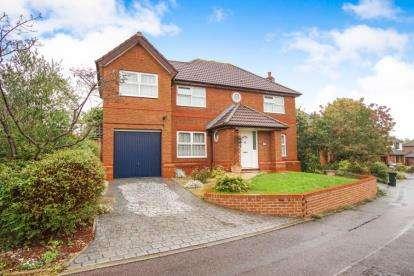 5 Bedrooms Detached House for sale in Shiels Drive, Bradley Stoke, Bristol, Gloucestershire