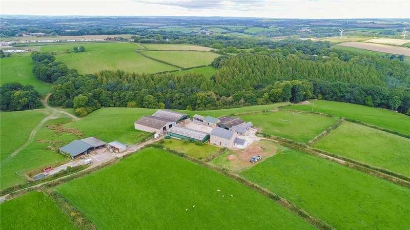 Farm Commercial for sale in Week House Farm - Whole, Winkleigh, Devon, EX19