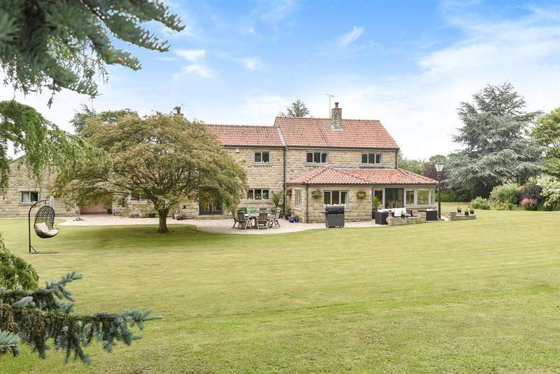 4 Bedrooms Detached House for sale in Meadow Lane, Snape, Bedale, DL8 2TJ