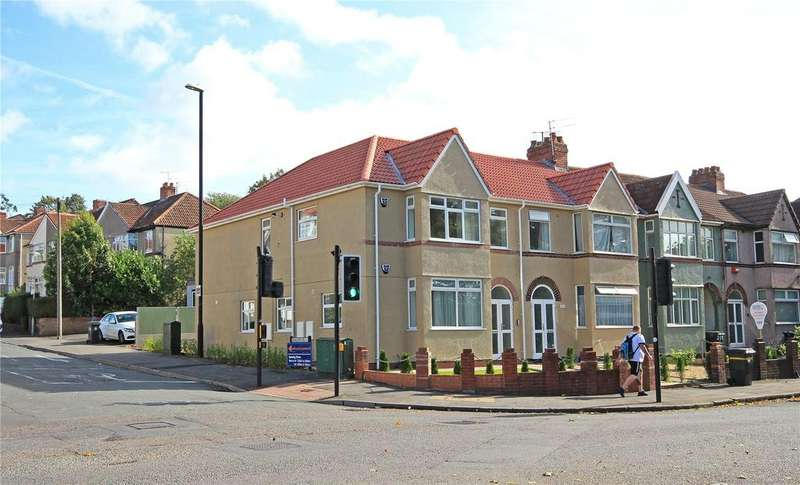 2 Bedrooms Apartment Flat for sale in Shaldon Road, Horfield, Bristol, BS7