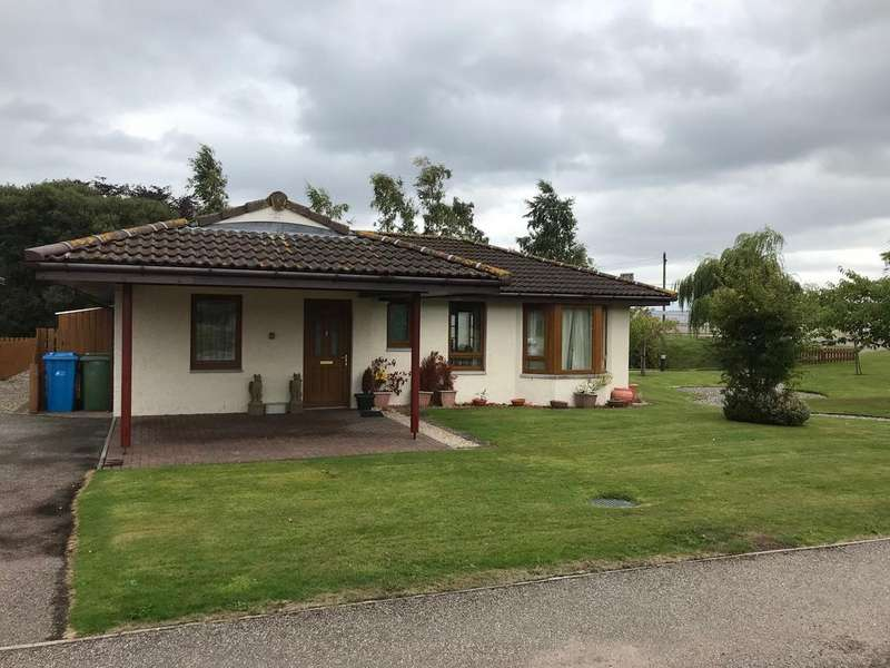 2 Bedrooms Retirement Property for sale in Highland Park Private Retirement Village, Barbaraville, Invergordon IV18