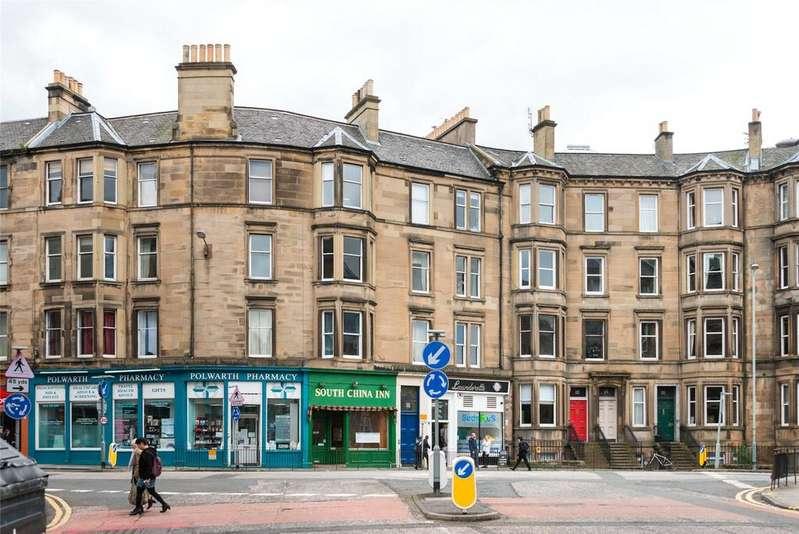3 Bedrooms Apartment Flat for sale in Polwarth Gardens, Edinburgh, Midlothian