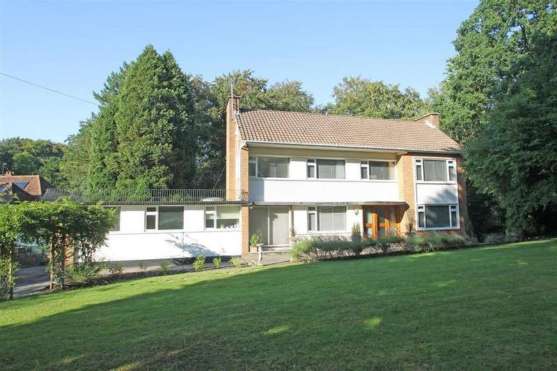 4 Bedrooms Detached House for sale in Abbots Leigh Road, Leigh Woods
