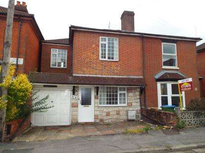 4 Bedrooms Semi Detached House for sale in Portswood, Southampton