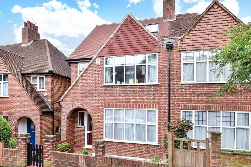 4 Bedrooms Terraced House for sale in Milestone Road, Crystal Palace