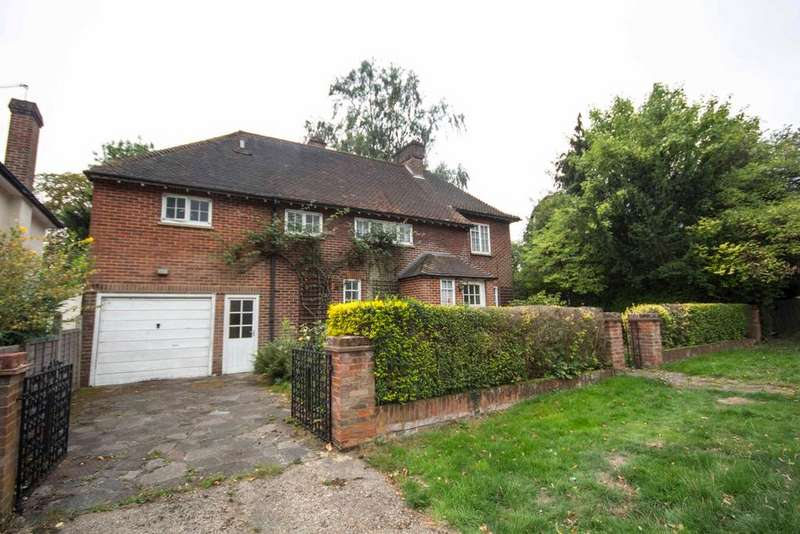 4 Bedrooms Detached House for sale in Orley Farm, Harrow on the Hill, Middlesex HA1 3PF