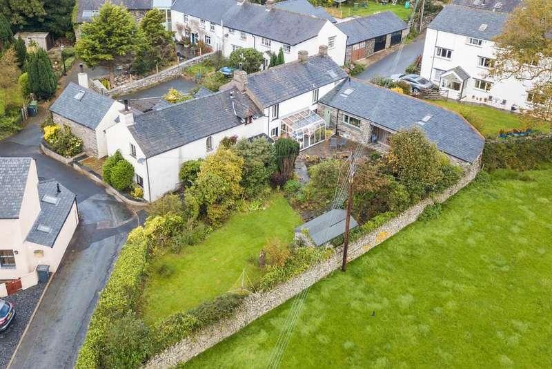 3 Bedrooms Semi Detached House for sale in Broadley Fold, Chapels, Kirkby-in-Furness, Cumbria, LA17 7XY