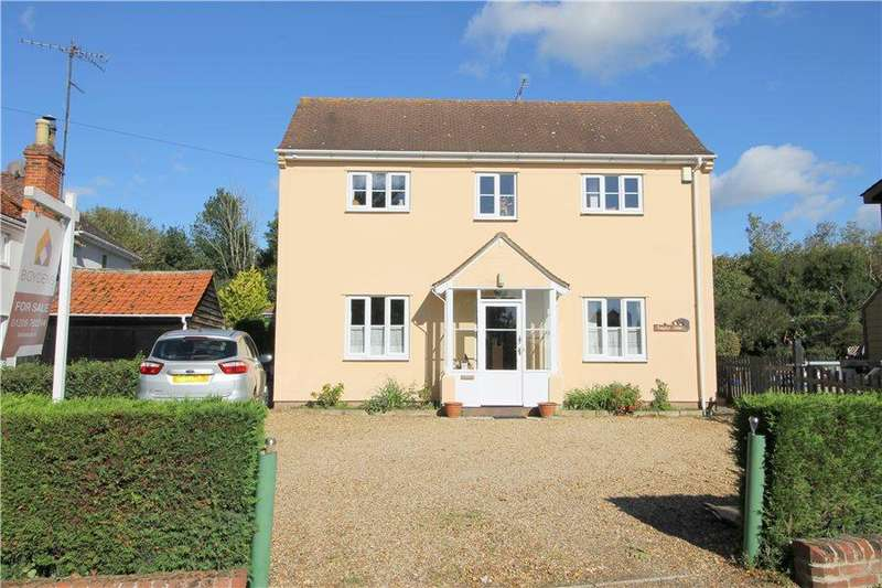 4 Bedrooms Detached House for sale in Lower Road, Peldon