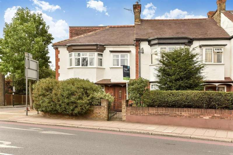 4 Bedrooms Semi Detached House for sale in Clifford Avenue, London, London, SW14 7BS