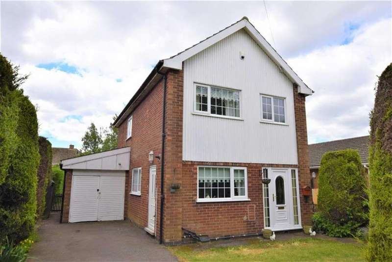3 Bedrooms Detached House for sale in Albany Way, Skegness, Lincolnshire, PE25 2NA
