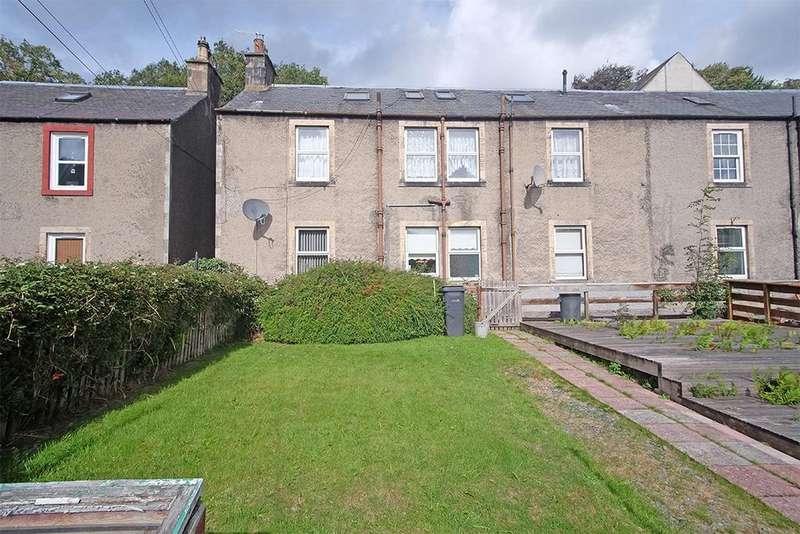 1 Bedroom Flat for sale in 6 Jubilee Road, Walkerburn EH43 6AJ