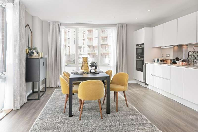 2 Bedrooms Apartment Flat for sale in West Point, Acton Gardens, W3