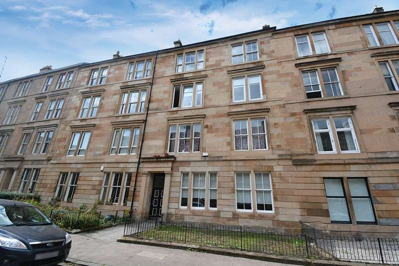 3 Bedrooms Ground Flat for sale in 28 Rupert Street, Woodlands, G4 9AR