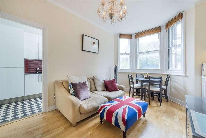 2 Bedrooms Flat for sale in Camden Street, London