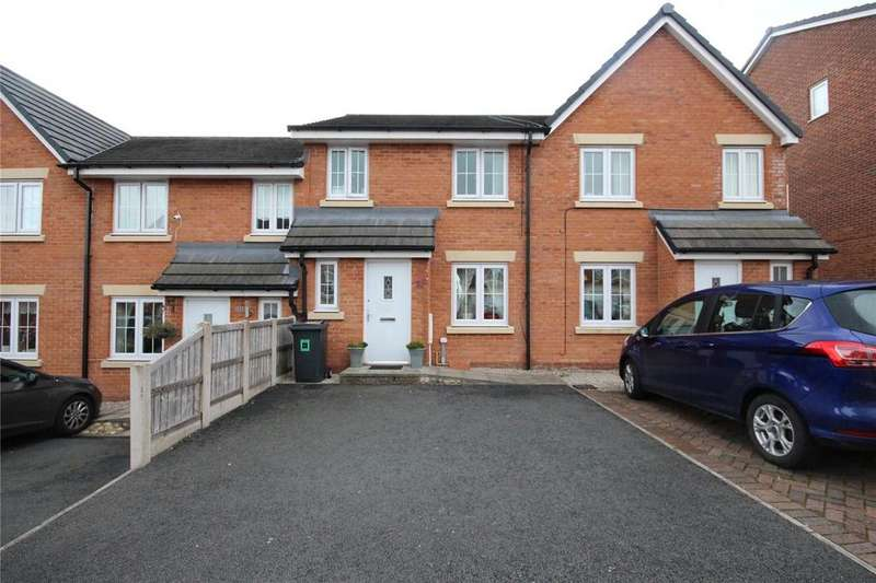 4 Bedrooms Terraced House for sale in 78 Cavaghan Gardens, Carlisle, Cumbria