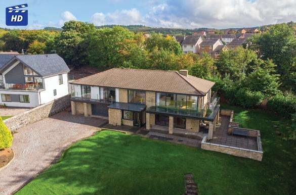 4 Bedrooms Villa House for sale in The Meadows 6 Inverhouse Gardens, Inverkip, PA16 0GF