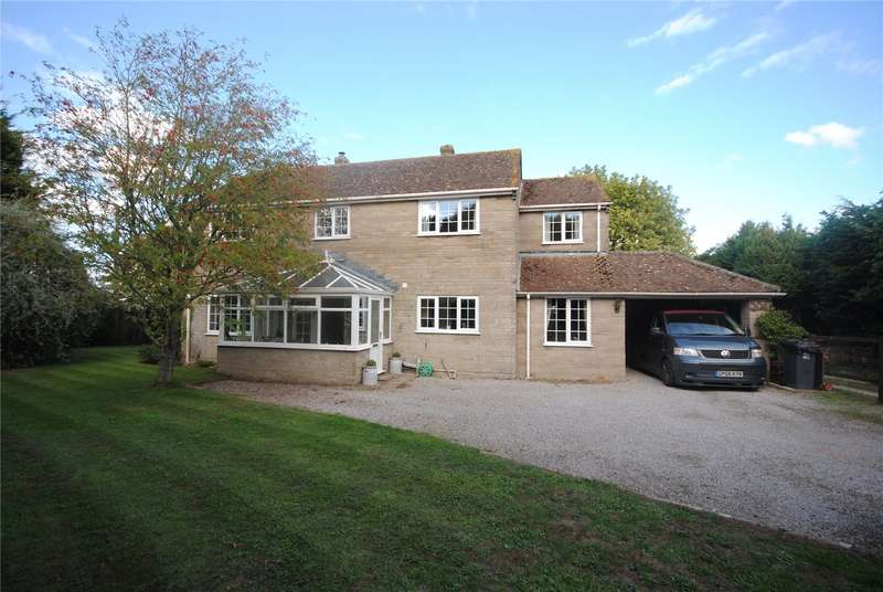 4 Bedrooms Detached House for sale in High Street, Yenston, Templecombe, Somerset, BA8