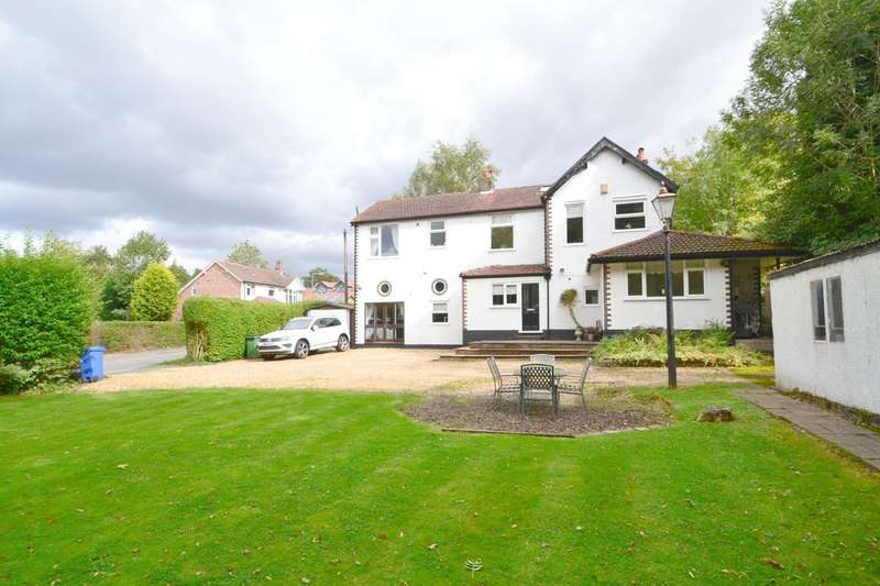 5 Bedrooms Detached House for sale in Nansen Road, Gatley
