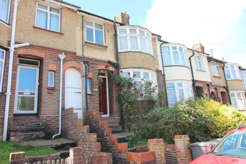 3 Bedrooms Terraced House for sale in Harcourt Street, Luton, Bedfordshire, LU1 3QL