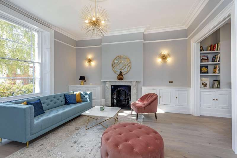 5 Bedrooms House for sale in Belsize Road, South Hampstead