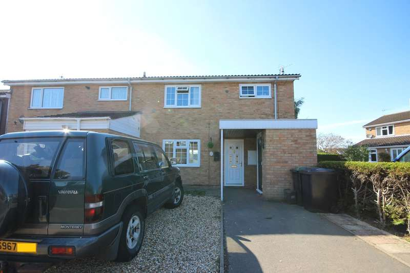 3 Bedrooms End Of Terrace House for sale in Becketts Close, Maulden, Bedfordshire, MK45