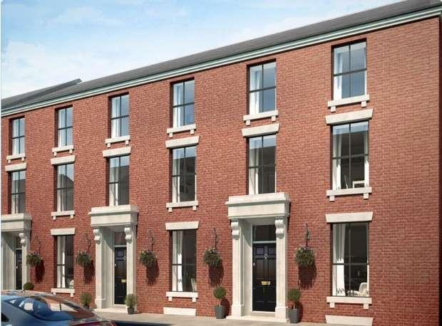 1 Bedroom Apartment Flat for sale in The Station Terrace Preston , Preston, PR1
