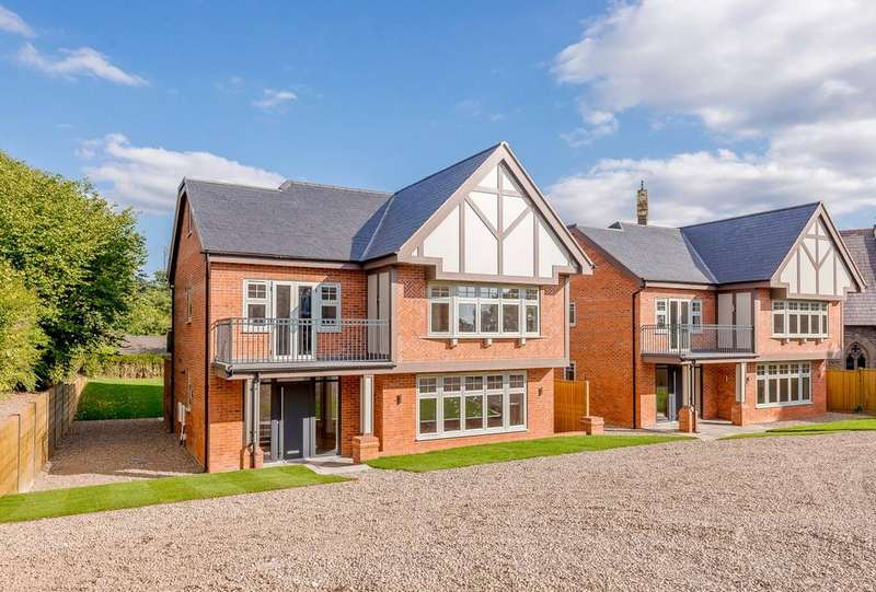 4 Bedrooms Detached House for sale in Old Coach Road, Kelsall, Cheshire, CW6