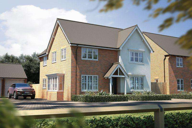 4 Bedrooms Detached House for sale in *** Buyer Incentive *** FREEHOLD New release 'The Astley' by Bloor Homes