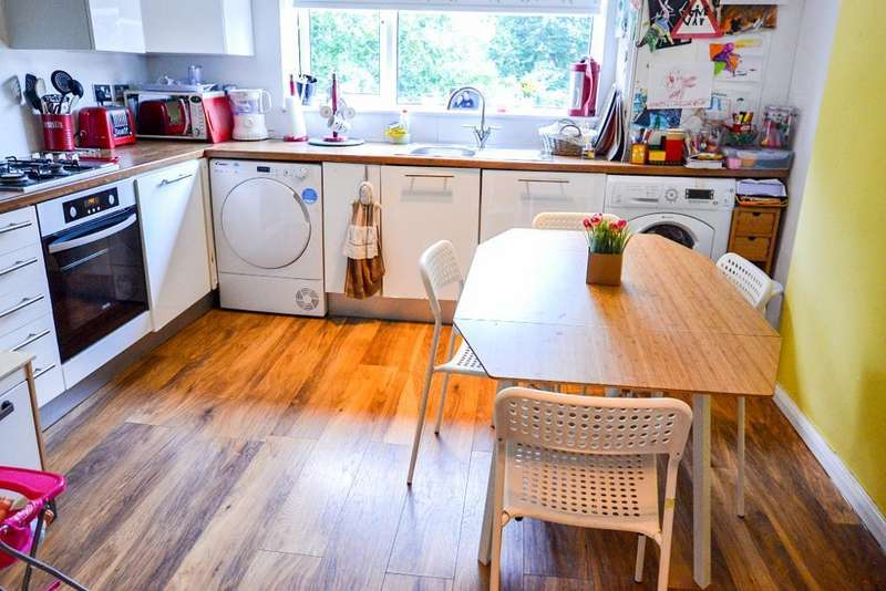 2 Bedrooms Flat for sale in Dennington Park Road, West Hampstead, London, NW6 1BB