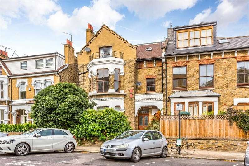 2 Bedrooms Flat for sale in Gloucester Drive, London, N4
