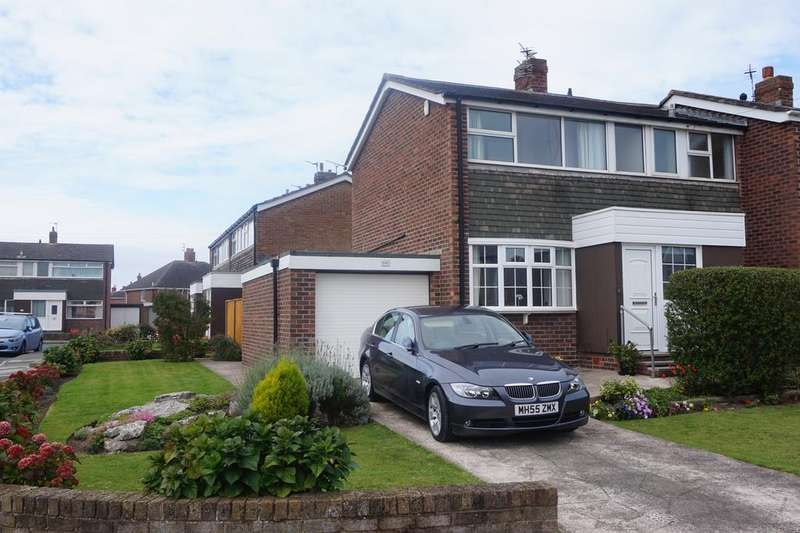 3 Bedrooms Semi Detached House for sale in Norbreck Road Thornton Cleveleys
