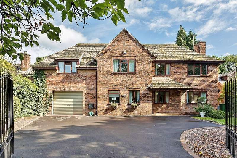 4 Bedrooms Detached House for sale in Hollin Lane, Styal