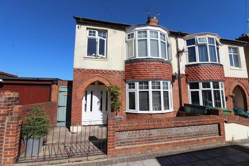 3 Bedrooms Semi Detached House for sale in Lovett Road, Copnor