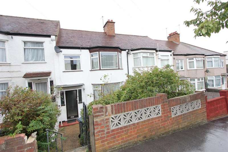 3 Bedrooms Terraced House for sale in Canham Road, London