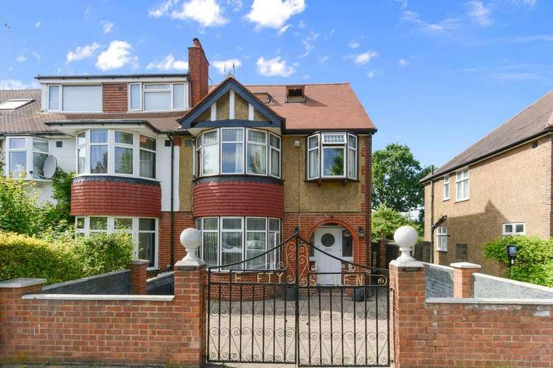 5 Bedrooms End Of Terrace House for sale in Brunswick Road, Ealing, W5