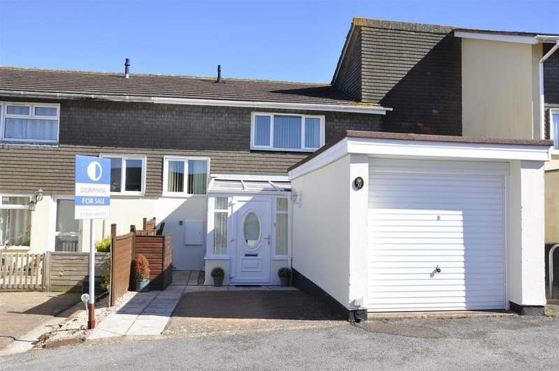 2 Bedrooms End Of Terrace House for sale in Broadclyst, Exeter