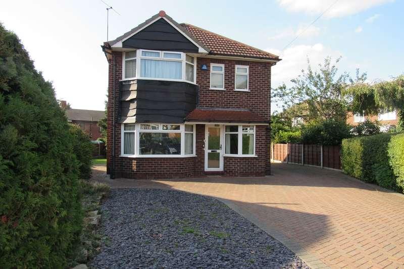 3 Bedrooms Detached House for sale in Lanark Avenue, Manchester, M22