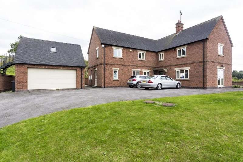 4 Bedrooms Detached House for sale in Clifton Road, Clifton, Ashbourne