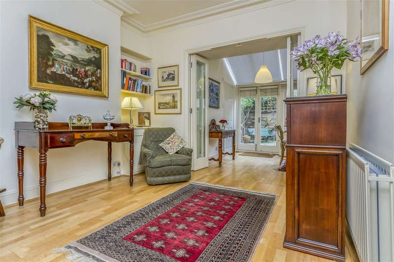 4 Bedrooms Terraced House for sale in Overstone Road, Hammersmith