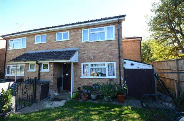 4 Bedrooms Semi Detached House for sale in Hampstead Court, Grovelands Road, Reading