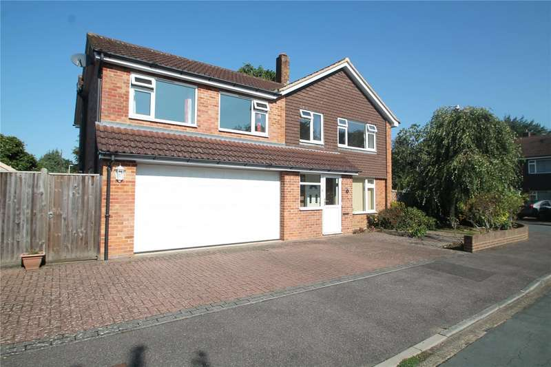 4 Bedrooms Detached House for sale in Loampits Close Tonbridge Kent