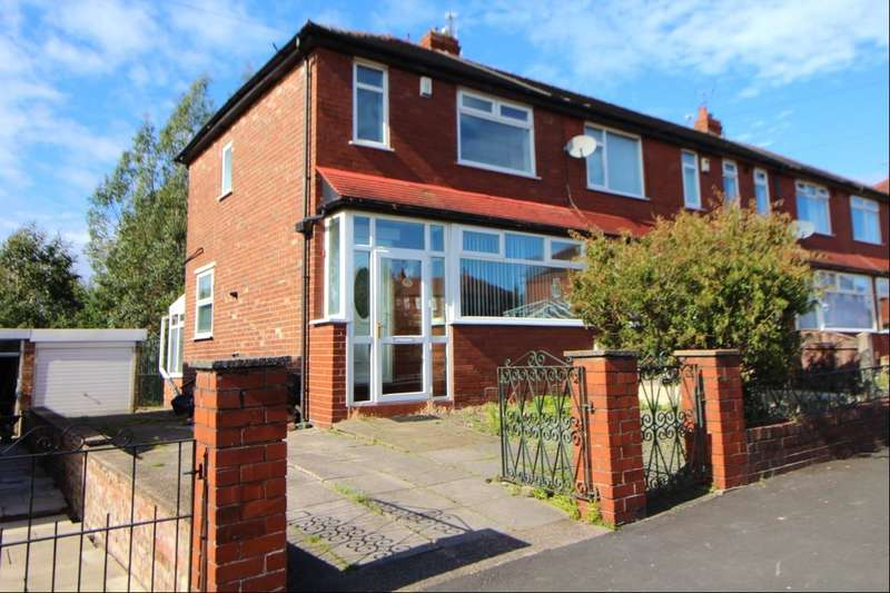 2 Bedrooms Semi Detached House for sale in Gair Road, South Reddish, Stockport, SK5