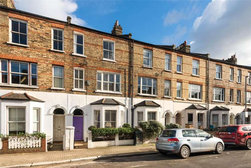 4 Bedrooms Terraced House for sale in Atherton Street, Battersea, London, SW11