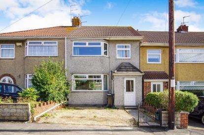 3 Bedrooms Terraced House for sale in Lees Hill, Kingswood, Bristol, South Gloucestershire