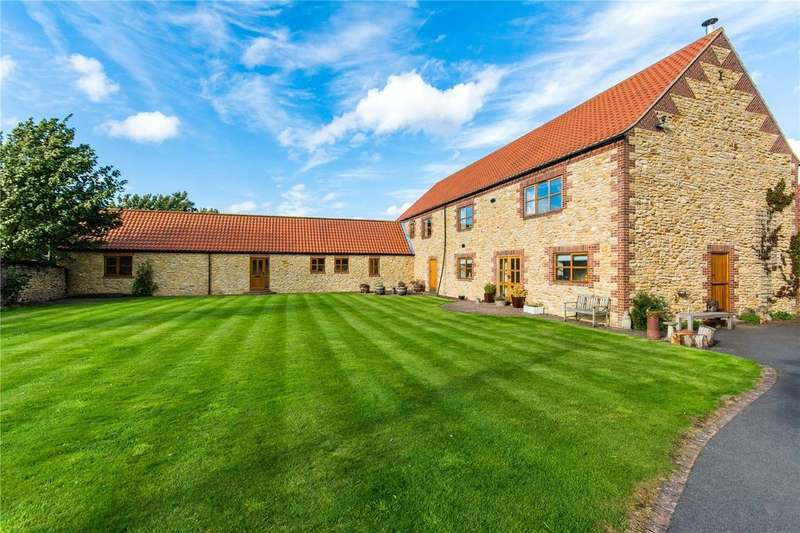 5 Bedrooms Detached House for sale in South Cliff Road, Kirton-In-Lindsey, Gainsborough, Lincolnshire, DN21