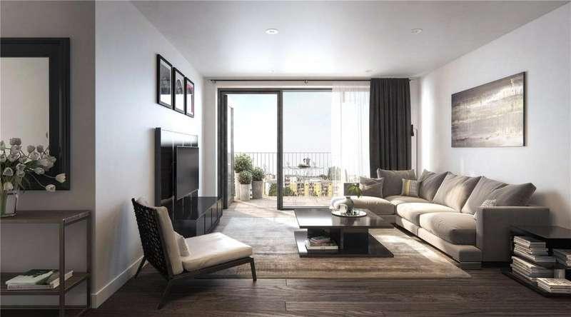 3 Bedrooms Apartment Flat for sale in The Timberyard Deptford, Evelyn Street, Deptford, London, SE8
