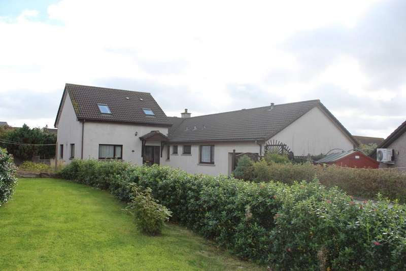 6 Bedrooms Detached House for sale in 45 Scapa Crescent, Kirkwall, Orkney